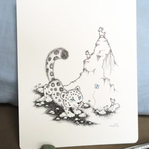 056-Snow Leopard-photo-small