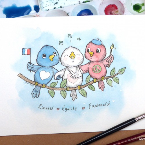 062-French Birds-photo-small