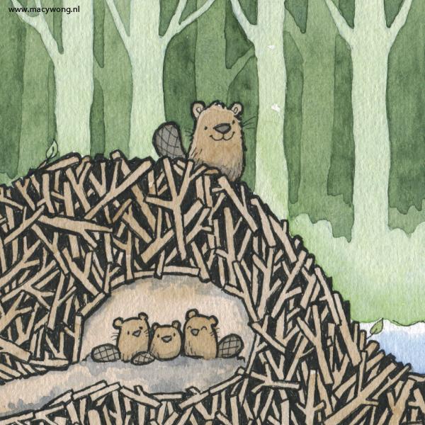 Little beavers!
