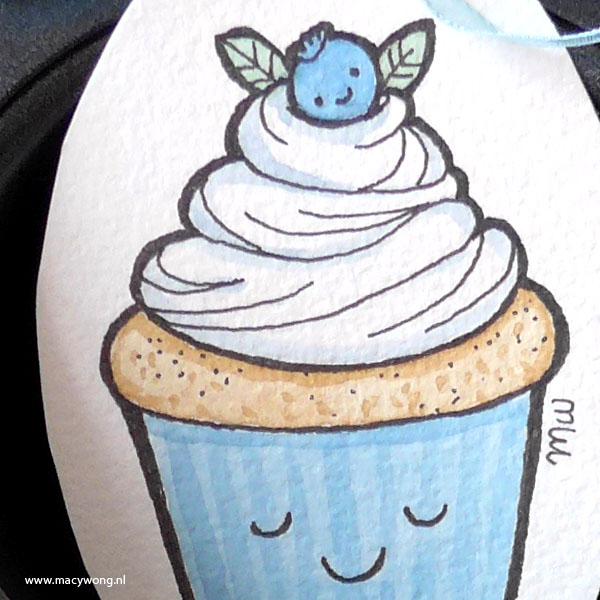 Cupcake tags