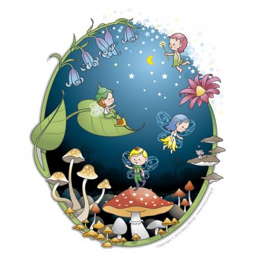 Darlings-Fairytale worlds-2010
