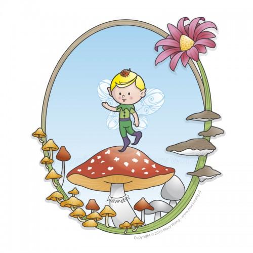 Darlings-Fairytale worlds-2010-mushroom