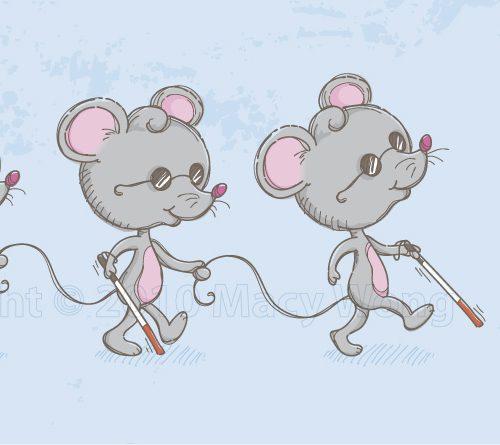 Sketchy-2010-blind mice